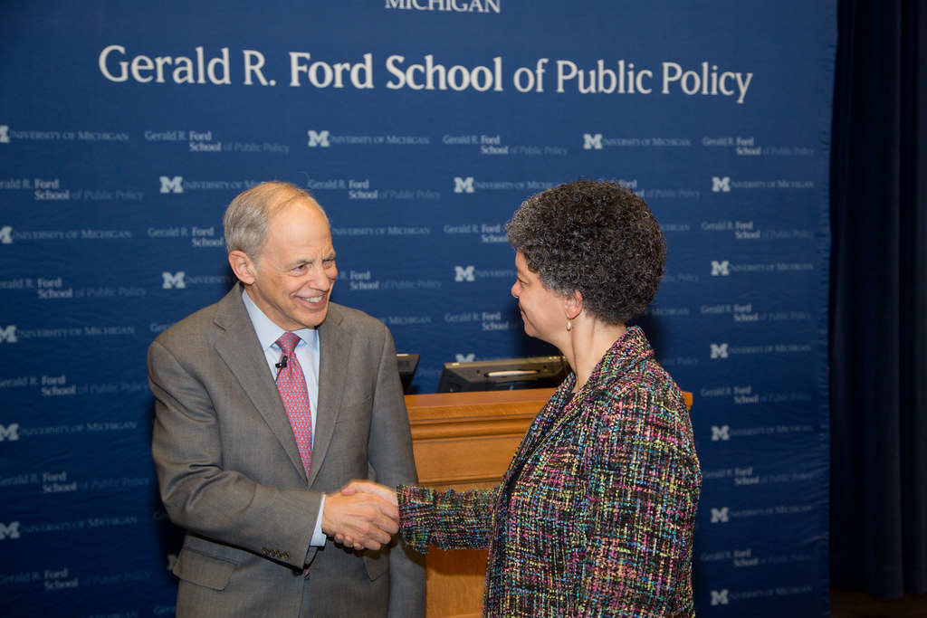 policy talks the ford school lecture by ken lieberthal flickr. Cars Review. Best American Auto & Cars Review
