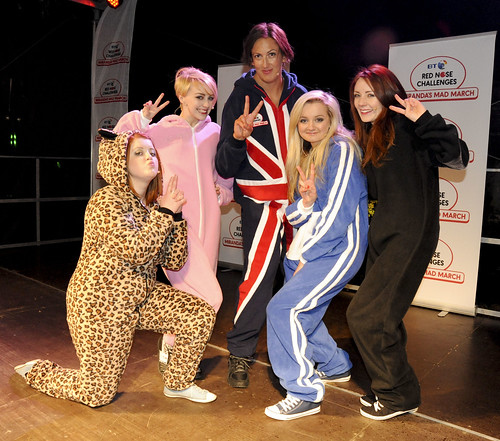 Onesie Direction on The One Show | by BBC Miranda's Mad March