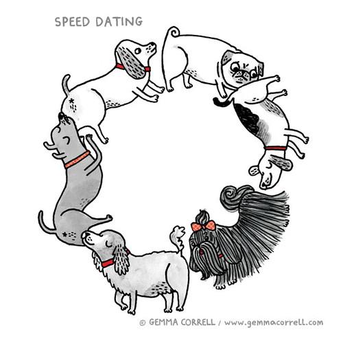 Kim k speed dating