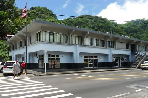 American Samoa: Pago Pago post office | by PMCC Post Office Photos