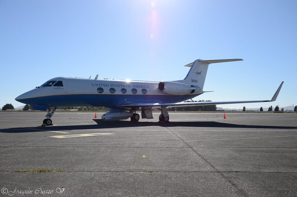 Gulfstream III NASA 30502 | Joaquin Curtze | Flickr
