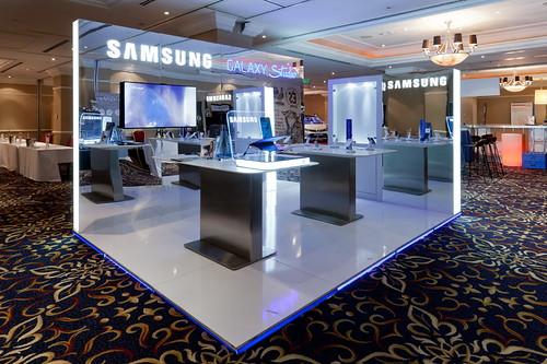 Samsung Exhibition Booth Design : Samsung galaxy studio flickr