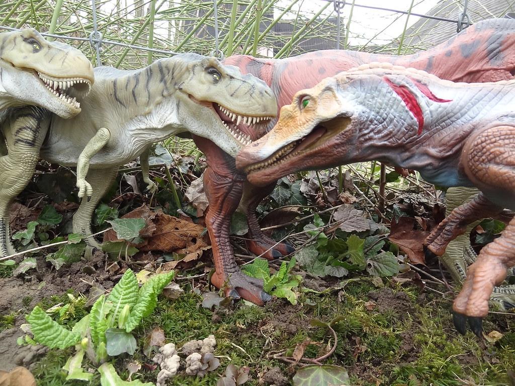 Jurassic Park Toys T Rex : Jurassic park toys diorama thrasher t rex animatronic