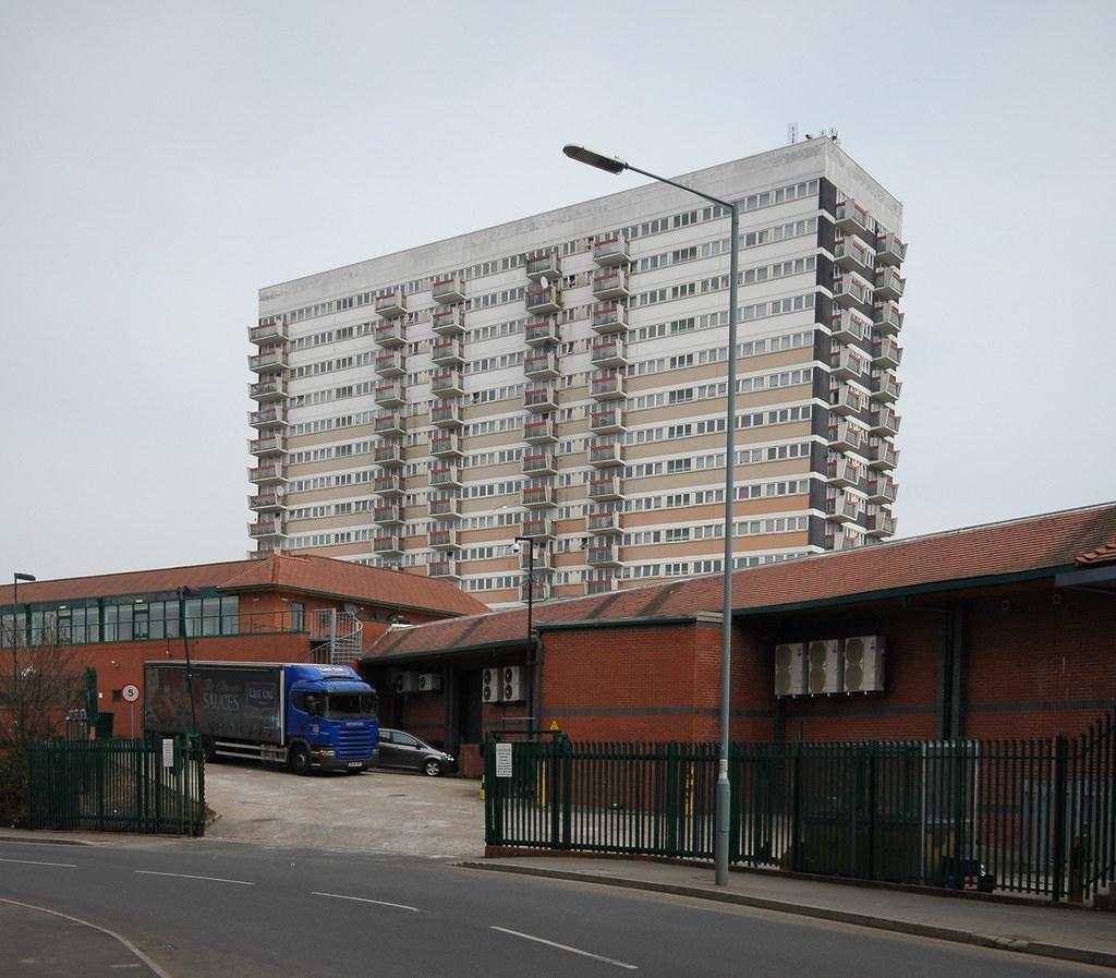 Inkerman House Newtown Birmingham Built As Part Of