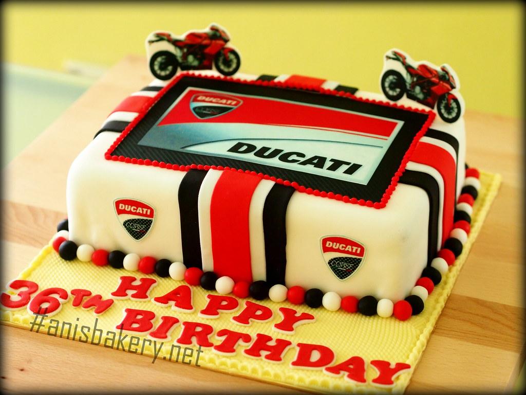 Happy Birthday Ducati