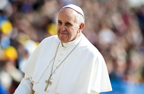 General Audience with Pope Francis by Catholic Church England and Wales on Flickr The Commons