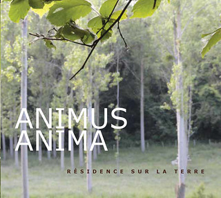 Cover Animus Anima - Résidence sur la terre © Isabelle Pauwelyn | by Igloo records