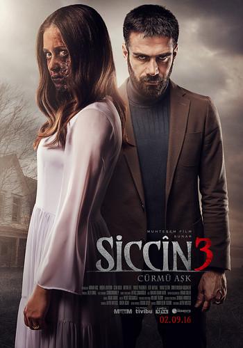 Siccin 3: Cürmü Aşk (2016)