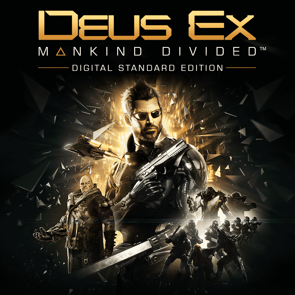 Deus Ex: Mankind Divided – Digital Standard Edition