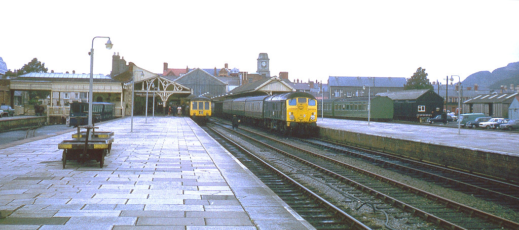Image result for aberystwyth railway station