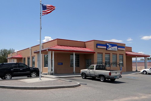 Mesilla Park, NM post office | by PMCC Post Office Photos