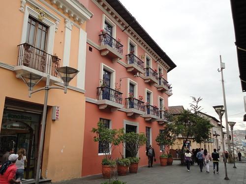 Casas de estilo colonial 1 quito ecuador marcelo jaramillo cisneros flickr - Casas en quito ecuador ...