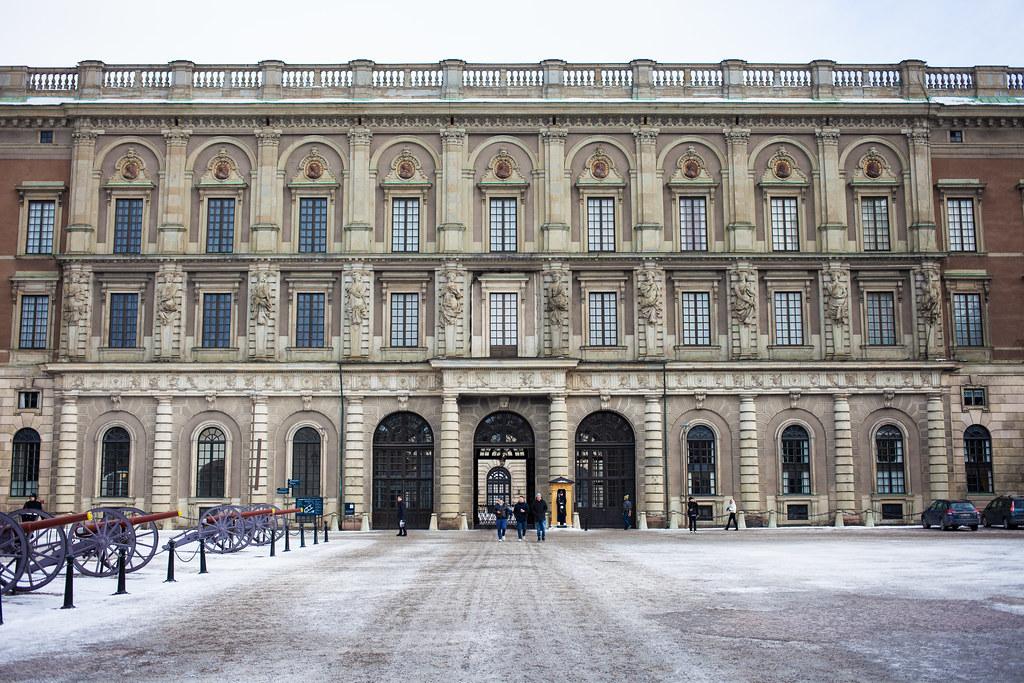 Image result for stockholm royal palace