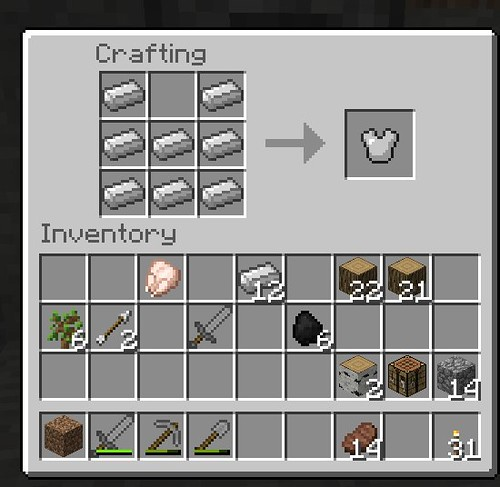 Minecraft Survival Crafting Guide