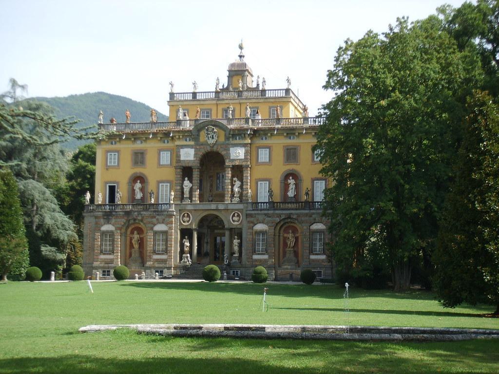 Villa e giardino torrigiani capannori lucca intoscana for Giardino torrigiani