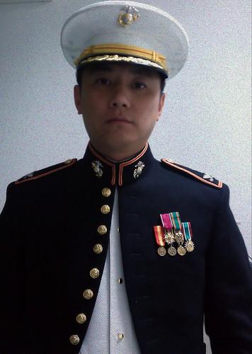 In USMC Evening Dress,6 | Jerry Kent | Flickr