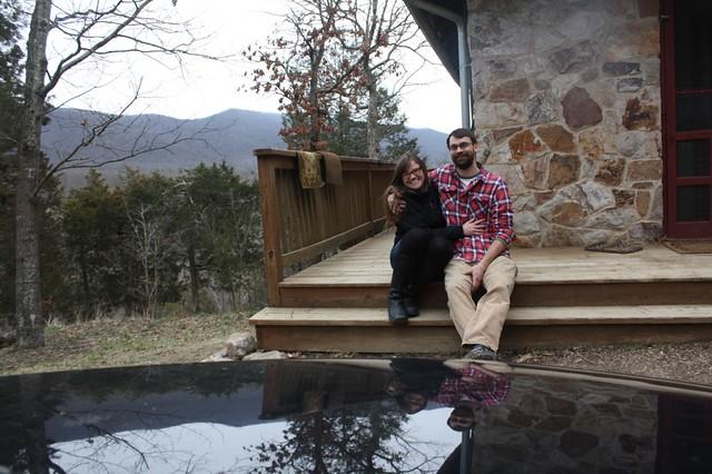Glass House Patc Cabin : Potomac appalachian trail club glass house cabin