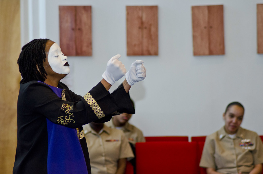 Women's History Month Celebration | A unique mime performanc ...