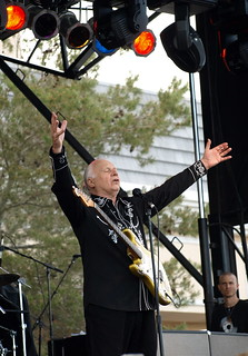 Dick Dale Soaks in the Applause | by The Evanskeys