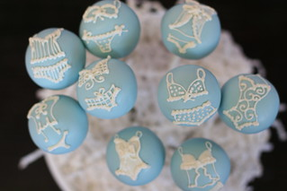 Lingerie Cake Pops | by Sweet Lauren Cakes