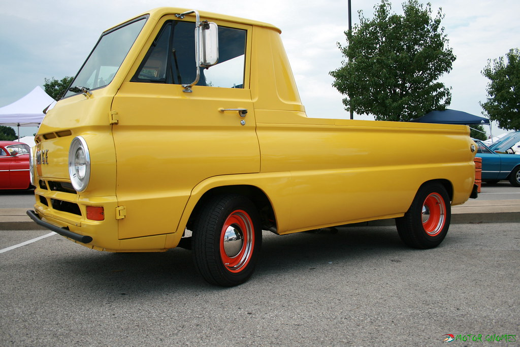 Dodge A100 Pickup Made From 1964 1970 I Have Only Seen