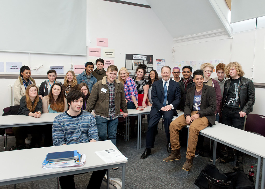 The Bedford Sixth Form website gallery