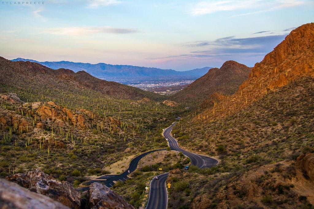 All Road Sign >> Gates Pass (Tucson Arizona) | Tylar Preece | Flickr