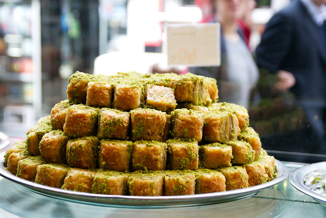 Everything I ate during Istanbul Eats' six-hour food tour