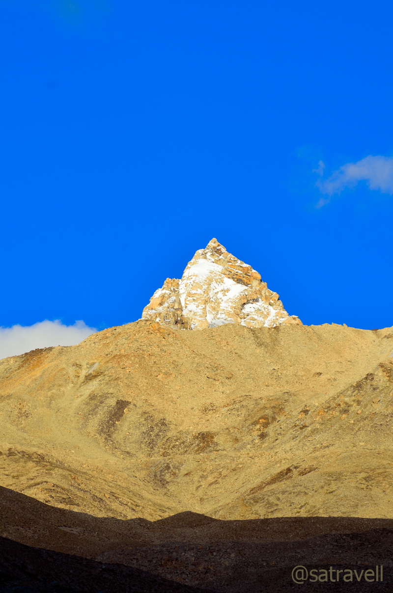 Biggest Mountain Peaks in India
