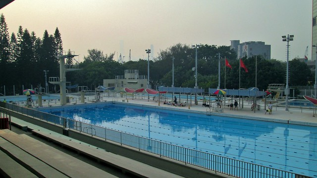 Victoria Park Swimming Pool Flickr Photo Sharing