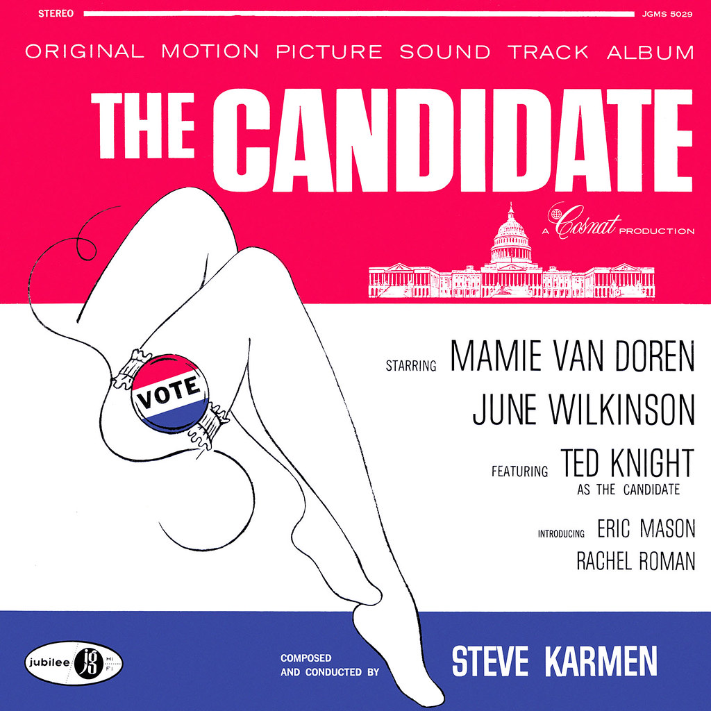 Steve Karmen - The Candidate