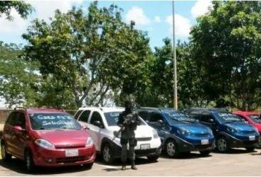 GAES detuvo a un presunto estafador y recuperó más de 6 vehículos en Ciudad Guayana
