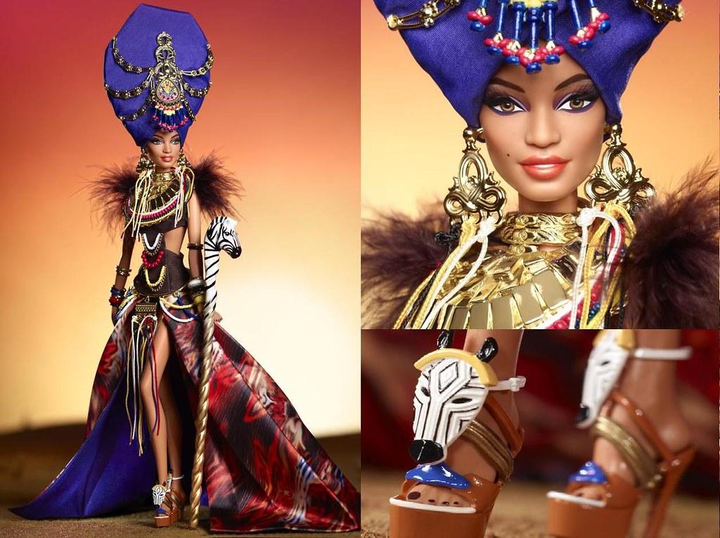 Tribal Beauty™ Barbie® Doll