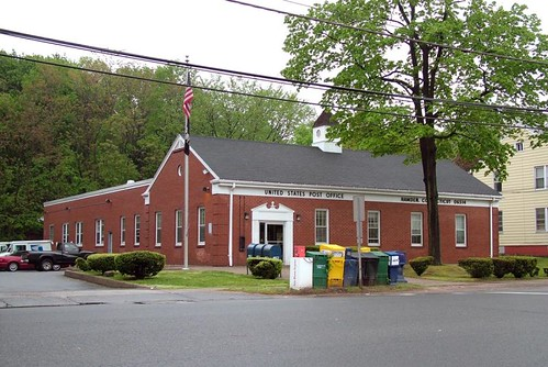 Hamden, CT Branch post office | by PMCC Post Office Photos