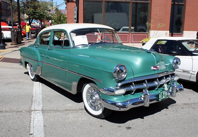 1954 chevrolet deluxe 210 4 door sedan 2 of 7 flickr for 1954 chevy 210 2 door