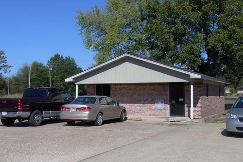 Genoa, AR post office | by PMCC Post Office Photos