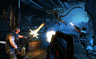 Aliens Colonial Marines screenshots | by gamesweasel