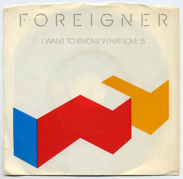 Foreigner - I Want To Know What Love Is Lyrics | MetroLyrics