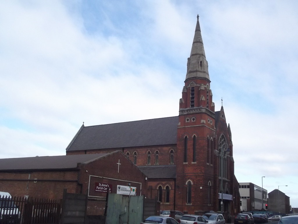 St Annes Catholic Care Home Finsbury Park