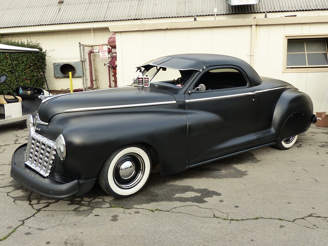 Chevy Travel Van 1948 Dodge coupe | Flickr - Photo Sharing!