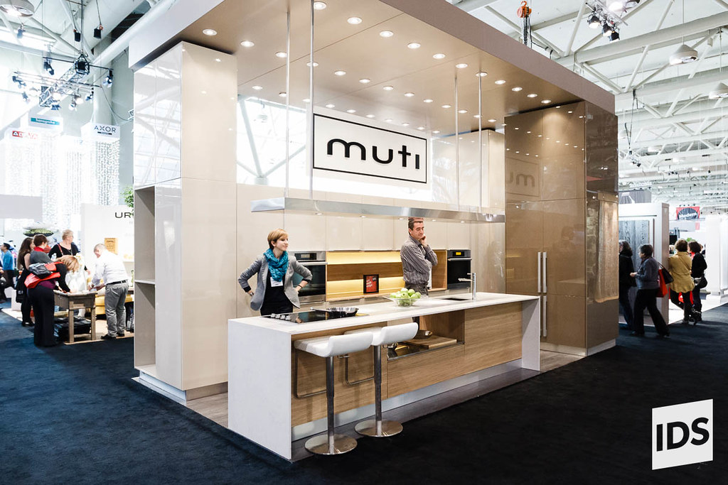 IDS13 Booth Award Winner - Muti Kitchen & Bath | Interior