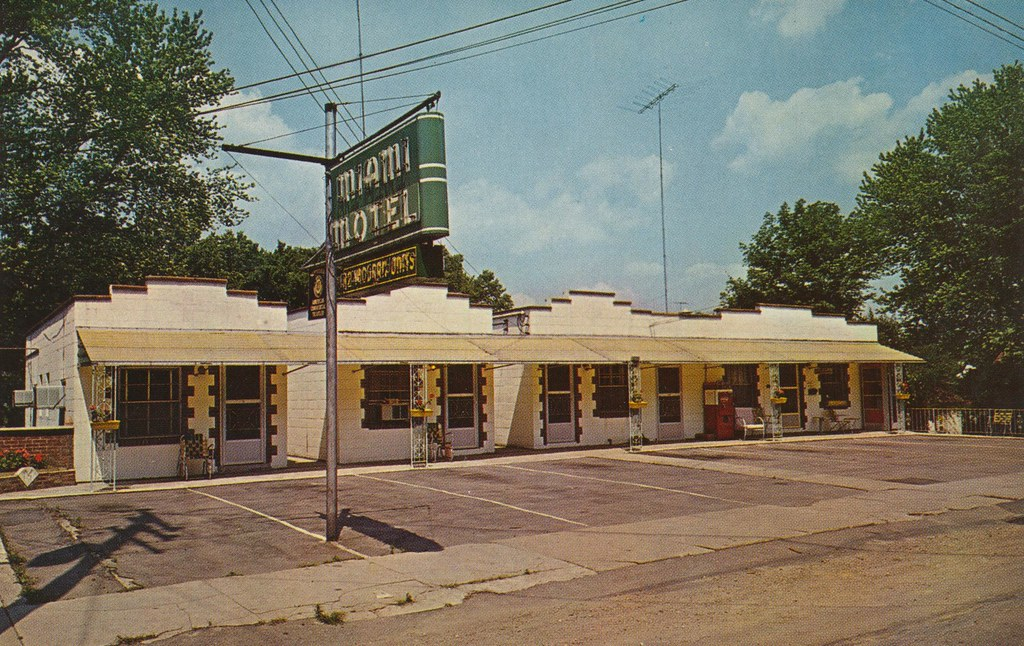 Miami Motel - Cleves, Ohio