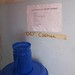 Oral Rehydration Therapy Corner at a rural health centre