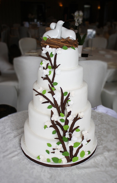 wedding cake nature nature inspired wedding cake visit my at www 23298