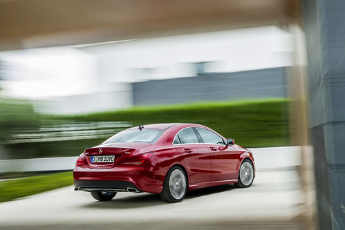 Mercedes CLA | by ouestfrance-auto.com