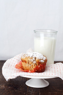 Banana-Yogurt Muffins | by Cindy | Hungry Girl por Vida
