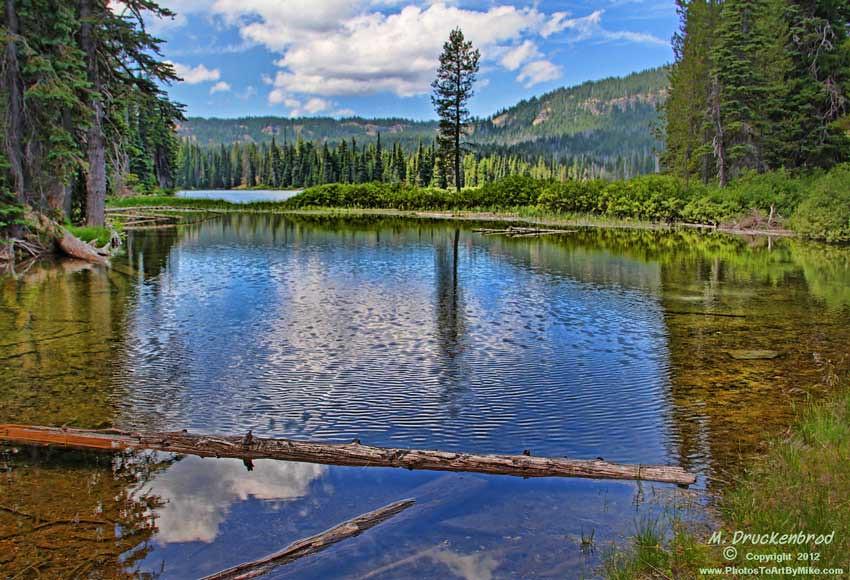 picture photo devils lake deschutes - photo #46