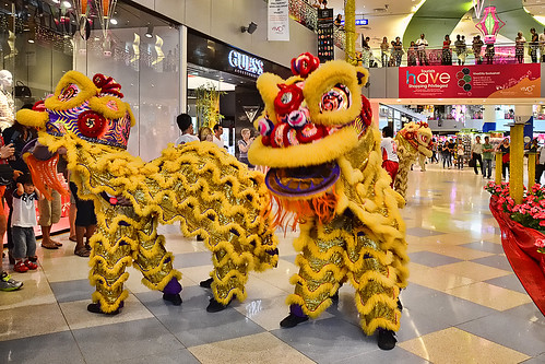 Lion Dancing History Lion Dance 1 | by