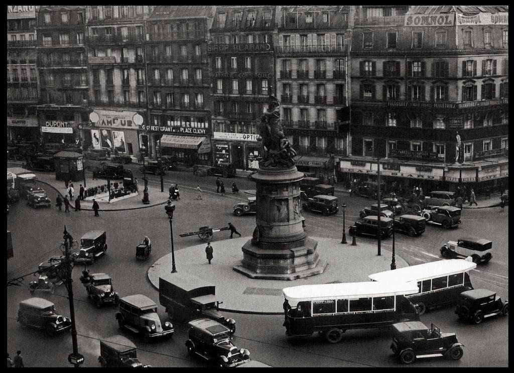 Pics Of Paris Cafes