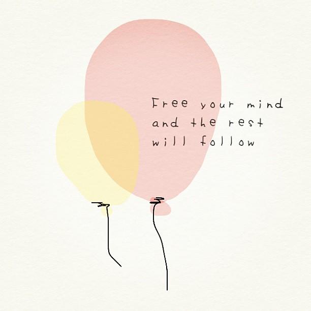 Freeyourmind Freeyourmindandtherestwillfollow Balloons Flickr